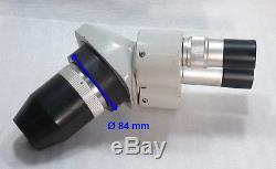 Euromex Stereomikroskop Stereolupe Stemi Präparierlupe / Vergrößerung 20x + 40x