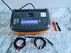 FLUKE ESA620 Electrical Safety Analyser Medical Equipment Tester