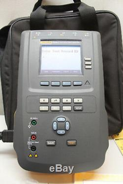 Fluke Biomedical Electrical Safety Analyzer ESA612 Medical Equipment Tester