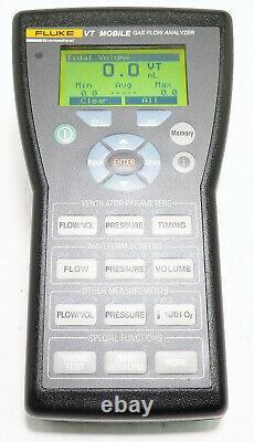 Fluke Biomedical VT MOBILE Gas Analyzer VTMOB/ENG, For Medical Equipment