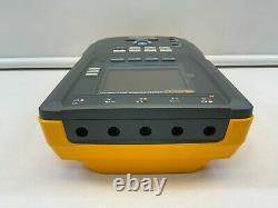 Fluke ESA612 115V Electrical Safety Analyzer Medical Equipment Tester with Case