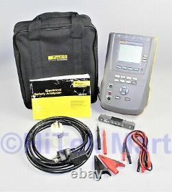 Fluke ESA612 115V ac Electrical Safety Analyzer Medical Equipment Tester ESA-612