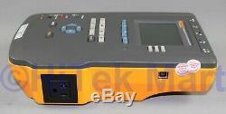 Fluke ESA612 230V ac Electrical Safety Analyzer Medical Equipment Tester