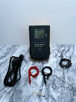 Fluke ESA612 230V ac Electrical Safety Analyzer Medical Equipment Tester ESA-612