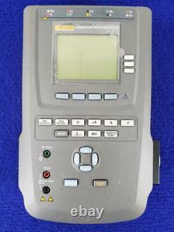 Fluke Electrical Safety Analyzer Medical Equipment Tester ESA615