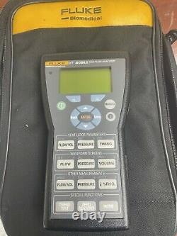 Fluke VT MOBILE. Gas analyzer for medical equipment. EXCELLENT CONDITIONS