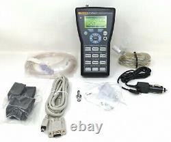 Fluke vt mobile medical gas flow analyzer professional equipment biomedical
