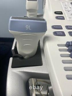 GE 9L Ultrasound Probe Transducer Medical Equipment