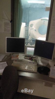 GE CT Scanner Lightspeed 4 Slices