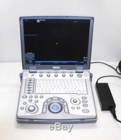 GE Logiq E Portable Ultrasound with case (great condition)