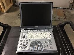 GE Logiq e BT11 Portable Ultrasound System