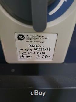 GE Voluson 730 Expert Ultrasound Machine 3D/4D 2 probes used