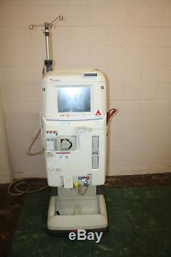 Gambro Phoenix Dialysis Machine Nice Unit Digital