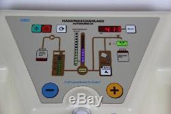 H+p Hille Mobile Handwaschanlage Waschplatz Desinfektion Reinigung Op Bund Bw