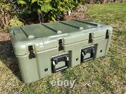 Hardigg Medical Case 8 Drawer ex US Army Military PELICASE Toolbox, Equipment #2