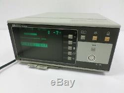 Hewlett Packard Patient Monitor ECG Medical Equipment Model 78352A WORKS