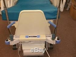 Hill-Rom TotalCare ICU Hospital Bed P1900 With Mattress P1900H006272