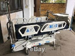 Hill-Rom Totalcare P1900 Klinikbett Pflegebett Intensivpflege Intensive Care Bed