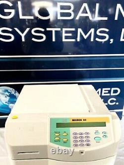 Horiba ABX Micros 60 Hematology Analyzer MEDICAL EQUIPMENT FAST SHIPPING