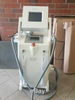 IPL SHR Laser Gerät mit Kavitation dauerhafte Haarentfernung und Fettreduktion