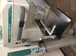 Instrumentarium Alpha IQ Mammography Machine & Fuji FCR Clearview CSm CR System