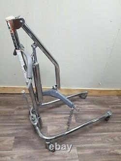 Invacare Personal Hydraulic Patient Body Hoist Lift Medical Equipment CAN SHIP