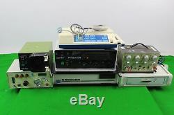 Job Lot of Medical Veterinary Lab Equipment for Spares Repair Heart, lung etc