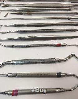 LOT 80+ Dental Surgical Instruments Elevators Extractors Lorenz Mueller Germany