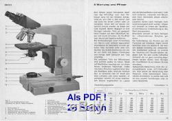 Labor Arzt Forschungs Mikroskop Leitz SM-LUX binokular 40-1000x + Phasenkontrast