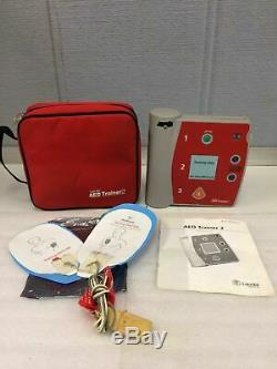 Laerdal Aed Trainer 2 Medical Equipment 94005001 Instructions Included Used Wow