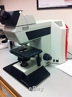 Leica DMR B Microscope
