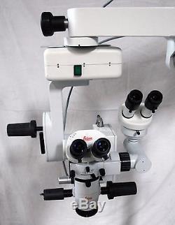 Leica M690 Surgical Microscope Dual Mount Binocular, Free Freight or CA pickup