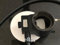 Leica Mikroskop Microscope Stereomikroskop MZ6 mit Stativ
