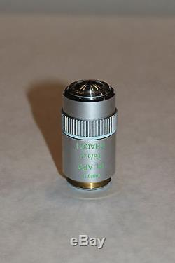 Leitz 16X PL APO 16/0.45 PHACO 1 160/0.17 Phase Contrast Microscope Objective