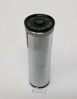 Leitz Microscope Heine Phase Contrast Condenser Set