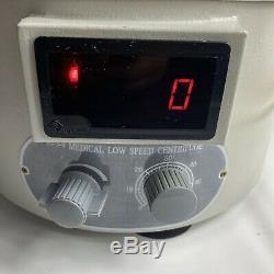 Light Livestock Equipment Centrifuge 80-3-9 Medical Low Speed Centrifuge