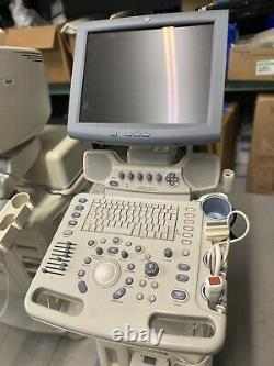 Logiq P5 Ultrasound / w Probes Medical Equipment