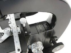Lomo MBI-4 Mikroskop microscope mit Objektiven und Okularen lenses + eyepieces
