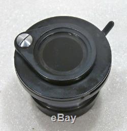 Lomo Mikroskop Präparier Wechselkondensor Hellfeld + Dunkelfeld Kondensor Zeiss