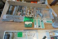 Lot Dentaltechnik Zahntechnik Bohrer Formen Handwerkzeuge Polierbürsten