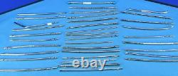 Lot of 39 Orthopedic Equipment Co. Surgical Medical Instrument Various Sizes