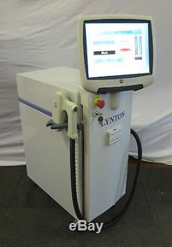 Lynton Lumina IPL HR Laser Body Facial Hair Removal 650nm Beauty Machine