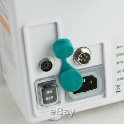 Medical Use Infusion Pump IV&Fluid Lab Equipment Audible visual Alarm KVO Purge