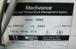Medivance Arctic Sun 2000 Patient Warmer Medical Equipment Hospital