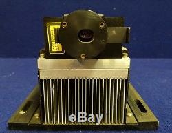 Melles Griot 2.5 Watts 532nm Class 4 Laser model 85-GHS-305