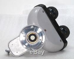 Mikroskop Trinokulartubus Carl Zeiss West Standard-Serie Fototubus Mikrofoto