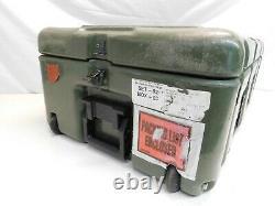 Military Hardigg/Pelican 472 Heavy-Duty Equipment Case Medical Chest 33x21x12
