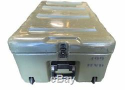 Military Hardigg/Pelican 472 Heavy-Duty Equipment Case Medical Chest FREE SHIP