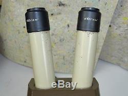 Mitutoyo Stereomikroskop Mikroskop Typ DR MSM1202 L 10x Vergrößerung
