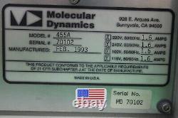 Molecular Dynamics PhosphorImager SF Model 455A Scanning Medical Lab Equipment